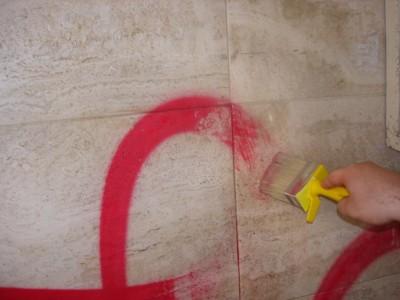 Rimozione graffiti napoli