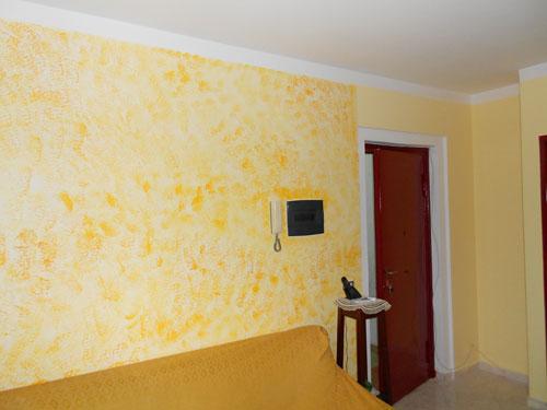 Tecniche di tinteggiatura idea creativa della casa e for Caratteristiche di interior design della casa colonica