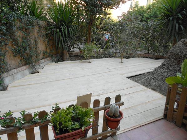 progettazione giardini e terrazzi napoli